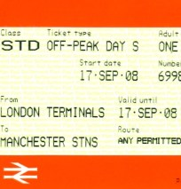 London to Manchester