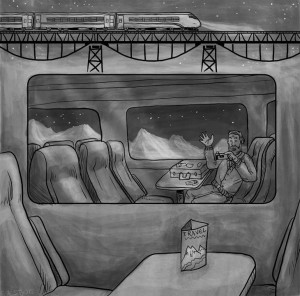 The TransPennine Express